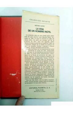 Muestra 2 de Colección Infinito 129. LA IRREVOLUCIÓN (Pascal Lainé) Planeta 1975