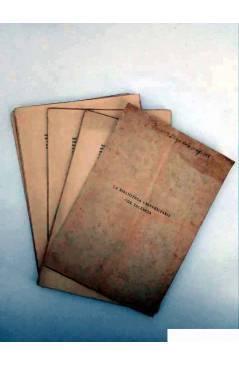 Contracubierta de LA BIBLIOTECA UNIVERSITARIA DE VALENCIA (Fernando Llorca) Prometeo S/F