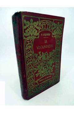 Cubierta de LA VIVANDIERE (Gaston Cerfberr) Boivin and Cie Circa 1920. CON 25 GRABADOS. EN FRANCÉS
