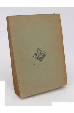 Contracubierta de LA INICIACIÓN EN LOS NEGOCIOS (Orison Swett Marden) Antonio Roch Circa 1936