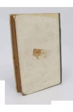 Contracubierta de BIBLIOTECA SOPENA 10. LA CARAVANA (Eduardo Marquina) Ramón Sopena