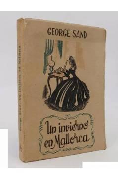 Cubierta de UN INVIERNO EN MALLORCA (George Sand) Clumba 1949