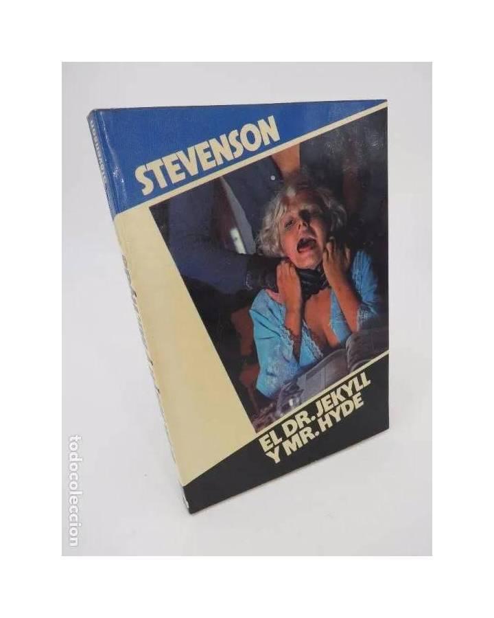 Cubierta de COL. OTRO PRISMA. EL DR. JEKYLL Y MR. HYDE (R.L. Stevenson) Mundilibro 1977