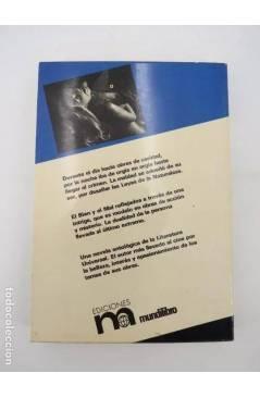 Contracubierta de COL. OTRO PRISMA. EL DR. JEKYLL Y MR. HYDE (R.L. Stevenson) Mundilibro 1977