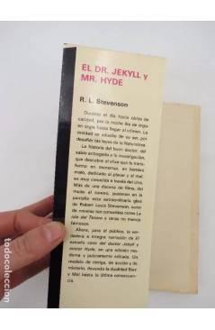 Muestra 1 de COL. OTRO PRISMA. EL DR. JEKYLL Y MR. HYDE (R.L. Stevenson) Mundilibro 1977