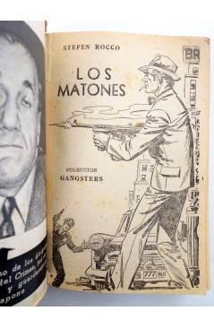 Muestra 1 de GANSTERS! 3. LOS MATONES (Stefen Rocco) Rollán 1960