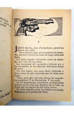 Muestra 2 de GANSTERS! 3. LOS MATONES (Stefen Rocco) Rollán 1960
