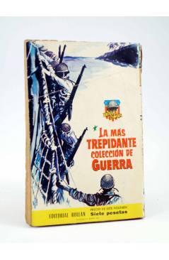 Contracubierta de GANSTERS! 71. HUELLAS DEL ASESINO (Herman Tellgon) Rollán 1962