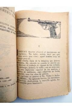 Muestra 2 de GANSTERS! 71. HUELLAS DEL ASESINO (Herman Tellgon) Rollán 1962