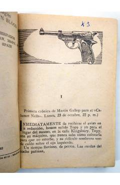 Muestra 2 de GANSTERS! ??. CRÓNICA SANGRIENTA (J. Tell) Rollán 1962