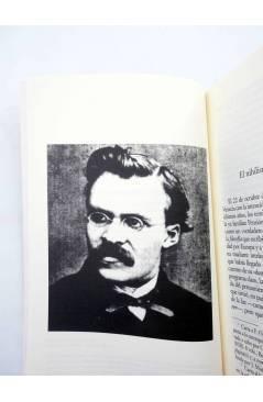 Muestra 2 de BIBLIOTECA NIETZSCHE. EL NIHILISMO EUROPEO. FRAGMENTOS PÓSTUMOS (Friedrich Nietzsche) Biblioteca Nueva 2006