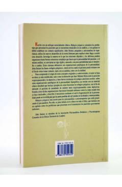 Contracubierta de REFUGIOS PSÍQUICOS. ORGANIZACIONES PATOLÓGICAS EN PACIENTES PSICÓTICOS NEURÓTICOS Y FRONTERIZOS (John