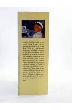Muestra 1 de LAS CENIZAS DEL ESPLENDOR (Antonio Menchaca) Biblioteca Nueva 2002