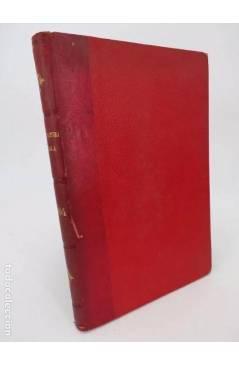 Cubierta de LA AGRICULTURA ESPAÑOLA. REVISTA QUINCENAL. AÑO 1904. NºS 129 a 152 encuadernados en un tomo. 24 NºS. 1904