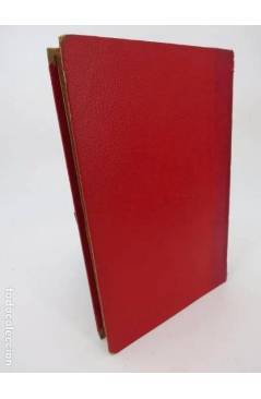 Contracubierta de LA AGRICULTURA ESPAÑOLA. REVISTA QUINCENAL. AÑO 1904. NºS 129 a 152 encuadernados en un tomo. 24 NºS.