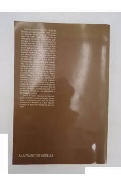 Contracubierta de EL TEATRO EN GODELLA (Vicente Alonso Llórens 1920 1984) 1993. ILUSTRADO