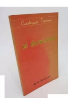 Cubierta de CUADERNOS TEOREMA 5. EL DARWIINISMO (M.O. Beckner) Dep. Lógica y Filosofía de la Ciencia UV 1976