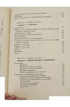 Muestra 8 de I CONGRESO NACIONAL DE INGENIERÍA AGRONÓMICA. TOMO I.. Madrid 1950