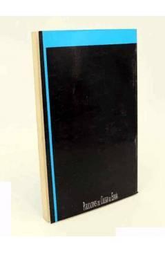 Contracubierta de SOR JUANA INÉS DE LA CRUZ ANTOLOGÍA POÉTICA (Francisco Javier Ceballos) Almar 1989