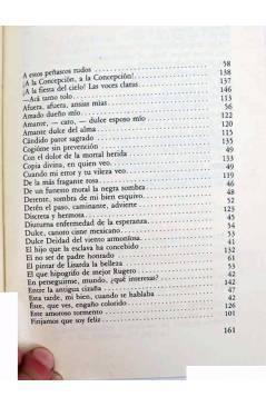 Muestra 1 de SOR JUANA INÉS DE LA CRUZ ANTOLOGÍA POÉTICA (Francisco Javier Ceballos) Almar 1989