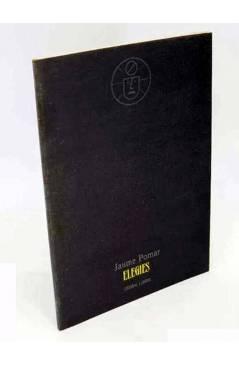 Cubierta de POESÍA GREGAL 13. ELEGIES (Jaume Pomar) Gregal 1987