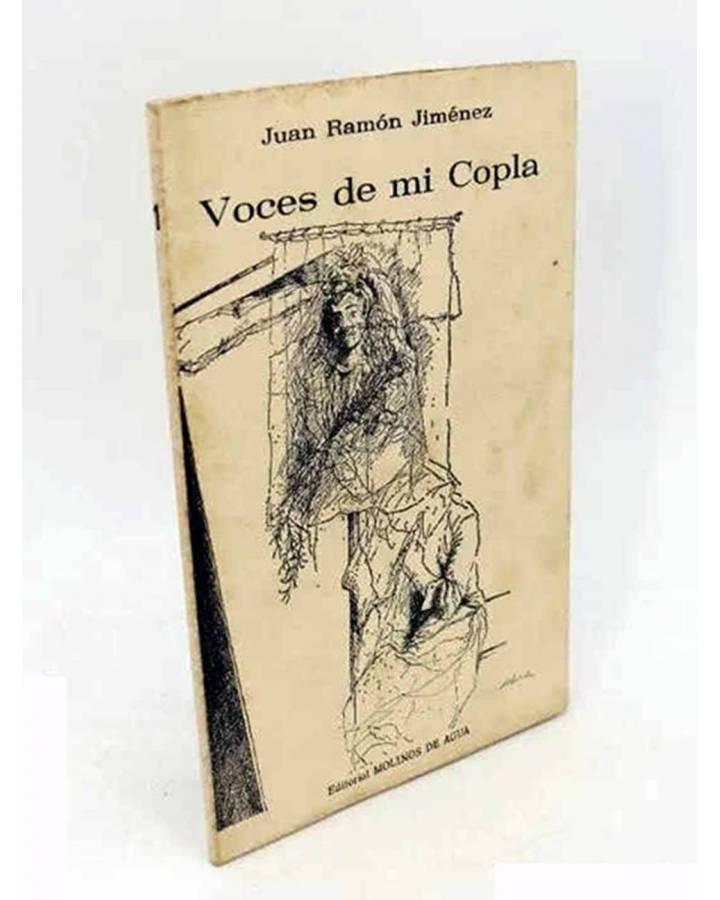 Cubierta de ESPAÑA PEREGRINA 1. VOCES DE MI COPLA (Juan Ramón Jiménez) Molinos de Agua 1980