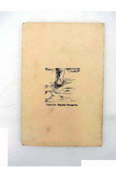 Muestra 1 de ESPAÑA PEREGRINA 1. VOCES DE MI COPLA (Juan Ramón Jiménez) Molinos de Agua 1980