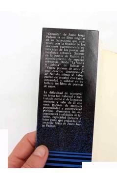 Muestra 1 de COLECCIÓN GULES POESÍA 1. OTESNITA (Justo Jorge Padrón) Prometeo 1979