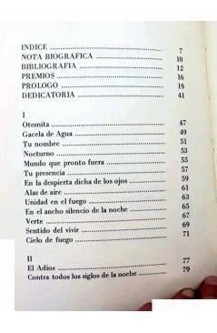 Muestra 2 de COLECCIÓN GULES POESÍA 1. OTESNITA (Justo Jorge Padrón) Prometeo 1979