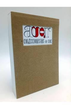 Cubierta de AGR COLECCIONISTAS DE CINE. LIBRO / BLOC DE NOTAS CON 30 POSTALES (Vvaa) El Gran Caid