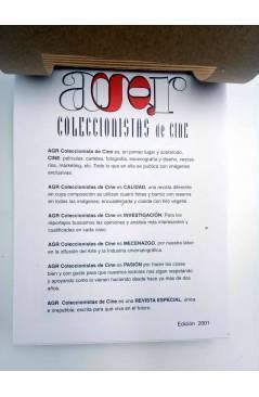 Muestra 4 de AGR COLECCIONISTAS DE CINE. LIBRO / BLOC DE NOTAS CON 30 POSTALES (Vvaa) El Gran Caid