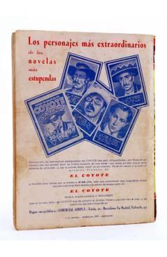 Contracubierta de MAC LARRY 17. Rutas sangrientas en Río Bravo (H.C. Granch) Cliper 1946