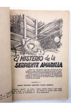 Muestra 2 de MAC LARRY 23. El misterio de la Serpiente Amarilla (H.C. Granch) Cliper 1946