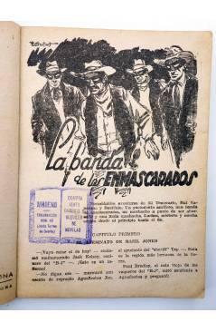 Muestra 3 de MAC LARRY 28. La banda de los enmascarados (H.C. Granch) Cliper 1946