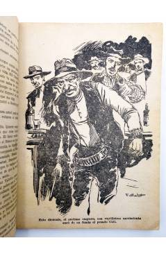 Muestra 4 de MAC LARRY 28. La banda de los enmascarados (H.C. Granch) Cliper 1946