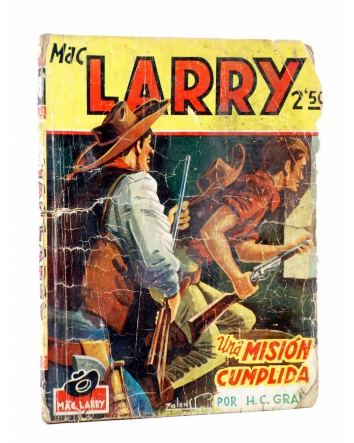 Cubierta de MAC LARRY 32. Una misión cumplida (H.C. Granch) Cliper 1946
