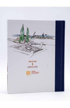 Contracubierta de LIBROS DE VIAJES 4. LA RUTA DE LA PLATA (Alfredo González / Ignacio Carrión) Sevilla 2004