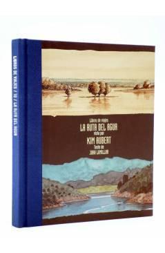 Cubierta de LIBROS DE VIAJES 10. LA RUTA DEL AGUA (Kim Aubert / Juan Lamillar) Sevilla 2005