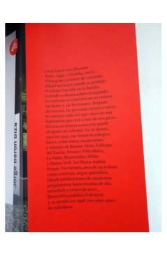 Muestra 1 de EL DESIERTO Y SU SEMILLA (Jorge Barón Biza) 451 Editores 2007