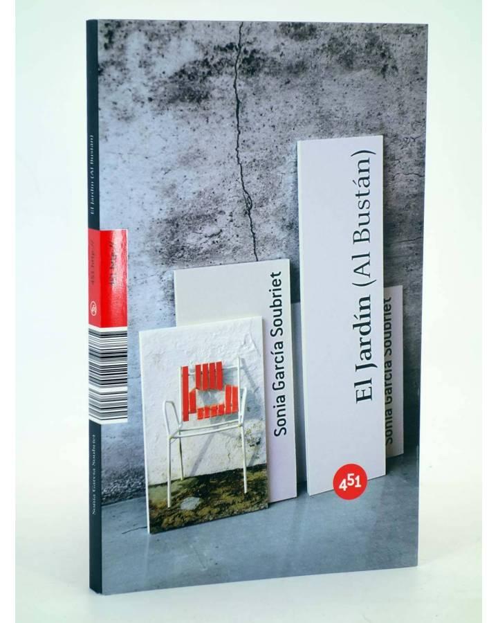 Cubierta de EL JARDÍN (AL BUSTÁN) (Sonia García Soubriet) 451 Editores 2007