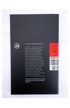 Contracubierta de EL JARDÍN (AL BUSTÁN) (Sonia García Soubriet) 451 Editores 2007