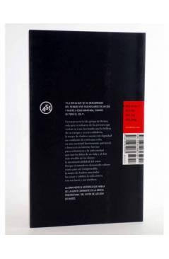 Contracubierta de LA MUJER DE ANDROS (Thornton Wilder) 451 Editores 2007