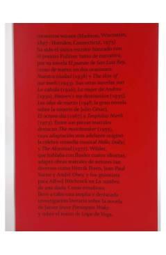 Muestra 1 de LA MUJER DE ANDROS (Thornton Wilder) 451 Editores 2007