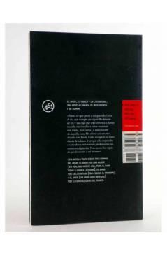 Contracubierta de EL ÚLTIMO CIGARRILLO (Bruno Preisendörfer) 451 Editores 2008