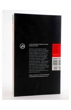 Contracubierta de CÁMARA OCULTA (Zoran Zivkovic) 451 Editores 2009