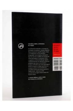 Contracubierta de CAMPO DE TIRO (José María Martín Largo) 451 Editores 2009
