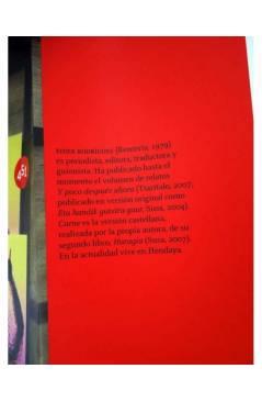 Muestra 1 de CARNE (Eider Rodríguez) 451 Editores 2008