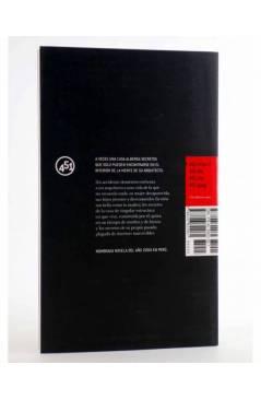 Contracubierta de CASA (Enrique Prochazka) 451 Editores 2007