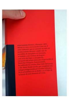 Muestra 1 de CÓMO SER EL SEÑOR LEHMANN (Sven Regener) 451 Editores 2009