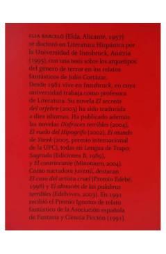 Muestra 1 de CORAZÓN DE TANGO (Elia Barceló) 451 Editores 2007